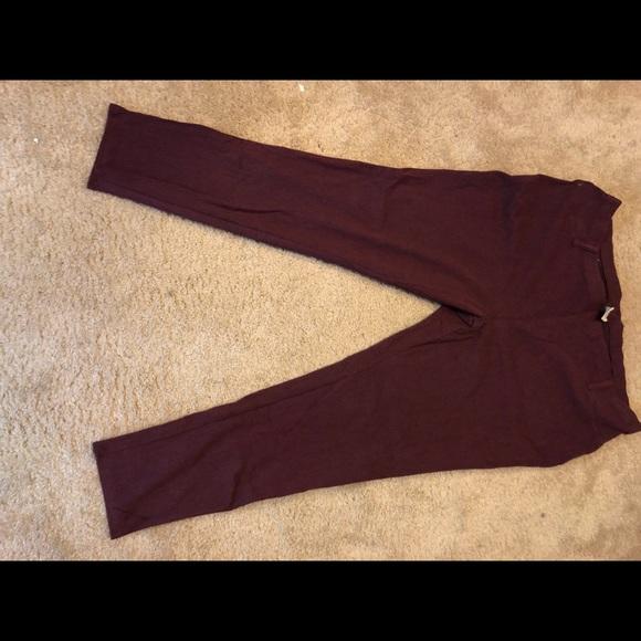 8e148e0624e20 Faded Glory Pants - Maroon Jeggings Plus Size. Faded Glory. 4x